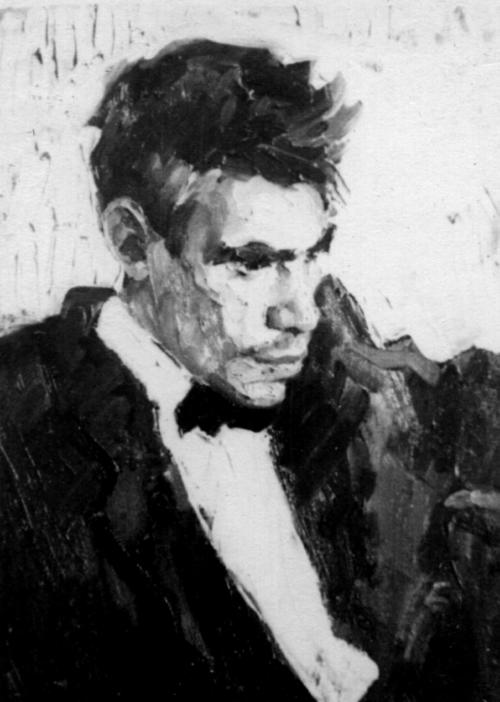 Портрет Валерия Виноградова.