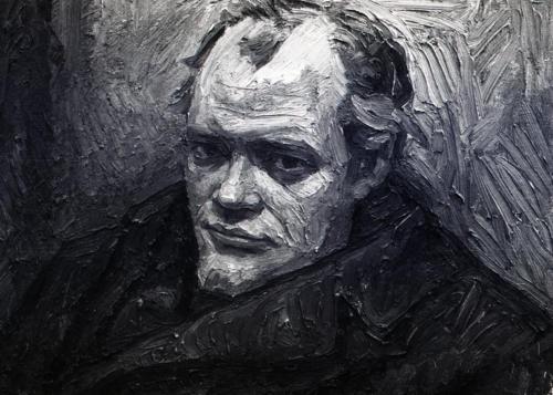 Портрет Владимира Доронина.